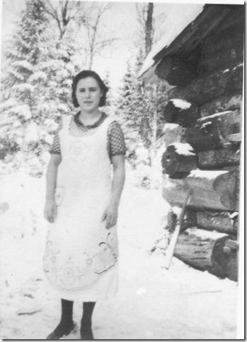 ma mère Rose-Aimée